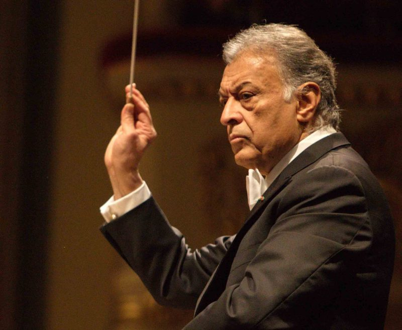 DUOMO DI ORVIETO: Zubin Mehta e la Nona sinfonia di Bruckner