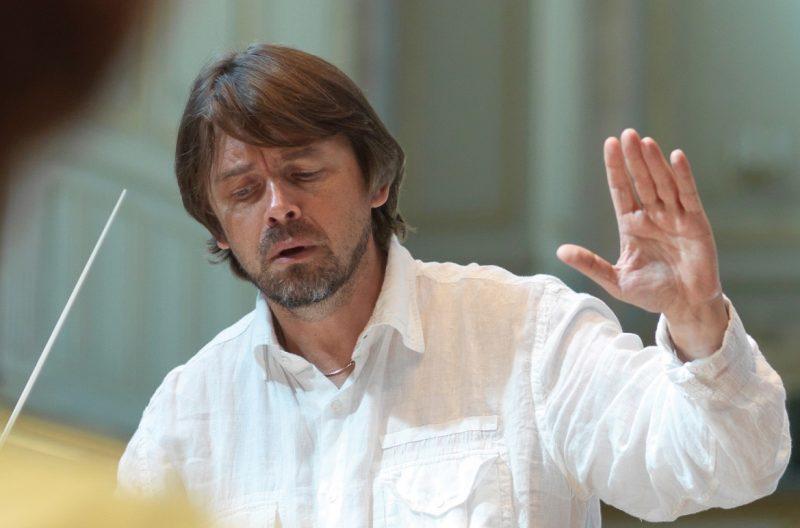 """ORCHESTRA RAI: """"NU.MU.ZU"""" DI KANCHELI IN PRIMA ITALIANA DIRETTA DA ANDREJ BOREYKO"""