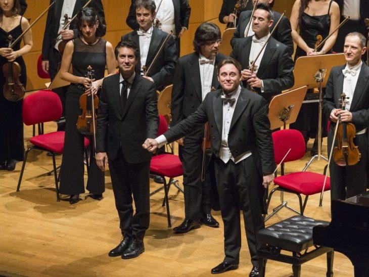 BOLOGNA:  MICHELE MARIOTTI & ROBERTO COMINATI, Teatro Manzoni – 24 novembre 2018